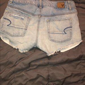 Hollister Shorts - Blue jeans shorts